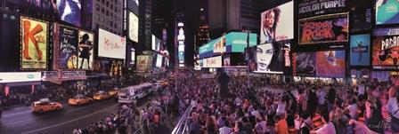 Times Square by Dale MacMillan art print