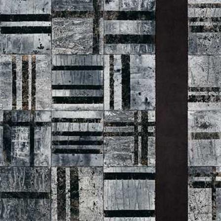 Composition II by Karin Planker art print