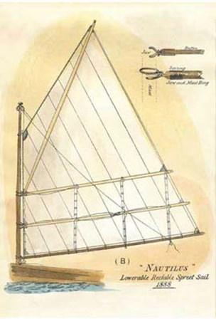 Nautilus IV art print