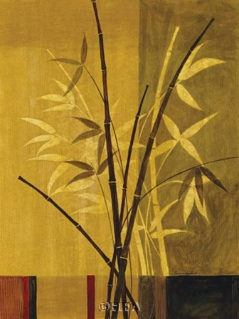 Bamboo Impressions II by Fernando Leal art print