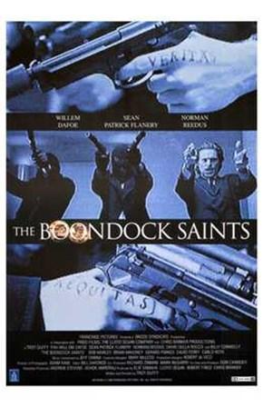 Boondock Saints - style A art print