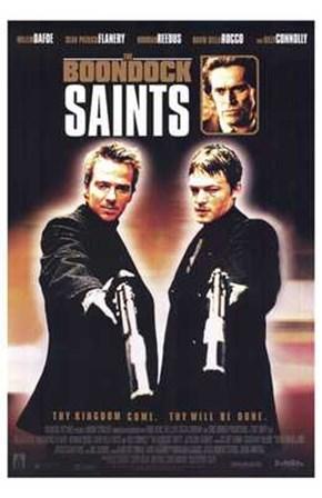 Boondock Saints - style B art print