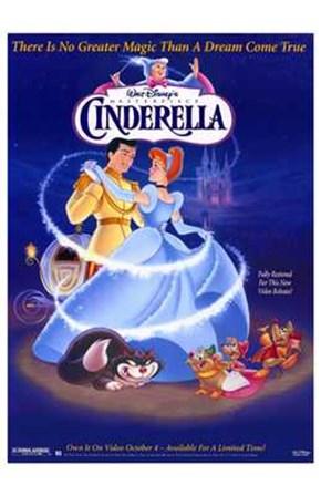 Cinderella Dancing art print