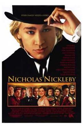 Nicholas Nickleby art print