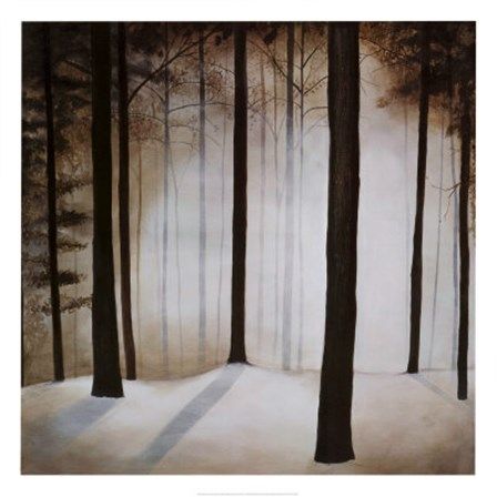 Winter Solace by Patrick St. Germain art print