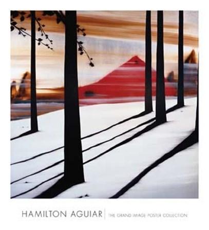 To Dream by Hamilton Aguiar art print