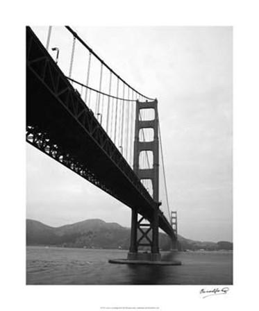 Golden Gate Bridge III by Tucker Smith art print