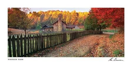 Pioneer Farm by Ken Duncan art print