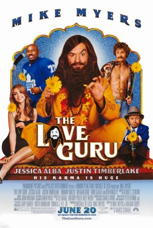 The Love Guru art print