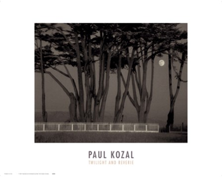 Twilight and Reverie by Paul Kozal art print