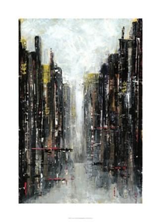 Gotham I by Jarman Fagalde art print