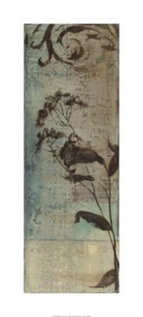 Wildflower Resonance II by Jennifer Goldberger art print