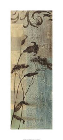 Wildflower Resonance III by Jennifer Goldberger art print