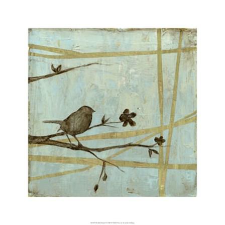 Woodland Respite II by Jennifer Goldberger art print