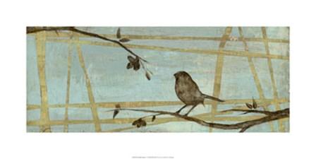Woodland Respite IV by Jennifer Goldberger art print