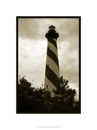Hatteras Island Lighthouse by Jason Johnson art print