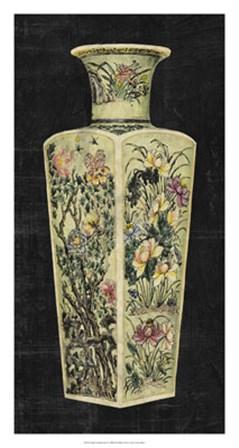 Aged Porcelain Vase I by Vision Studio art print