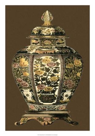 Amber Porcelain II by Vision Studio art print