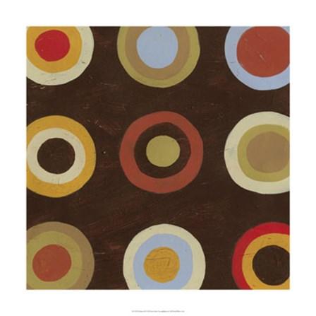 Bullseye II by June Erica Vess art print