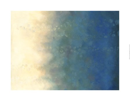 Sea & Sky II by Chariklia Zarris art print
