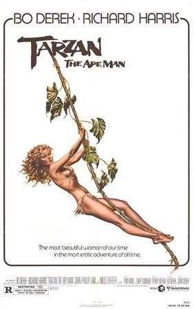 Tarzan, The Ape Man, c.1981 - style B art print