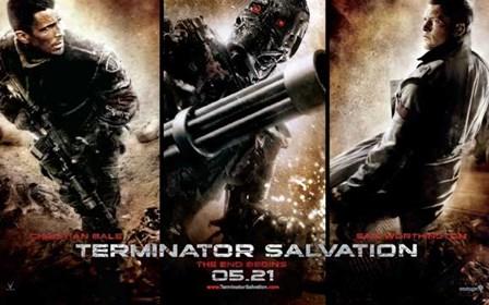 Terminator: Salvation - style H art print