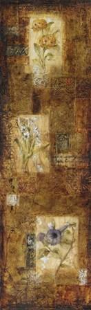 Botanist's Journal I by Francois Fressinier art print