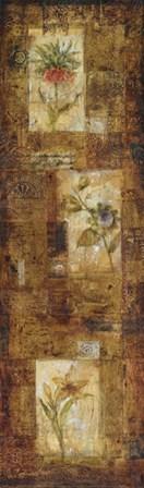 Botanist's Journal II by Francois Fressinier art print