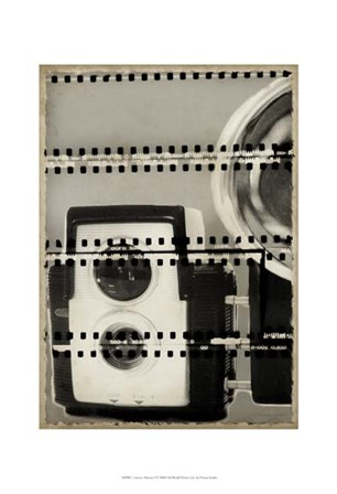 Camera Obscura I by Vision Studio art print
