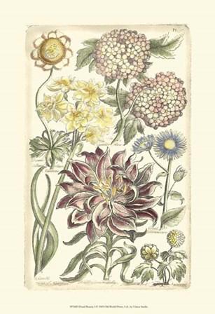 Floral Bounty I by Vision Studio art print