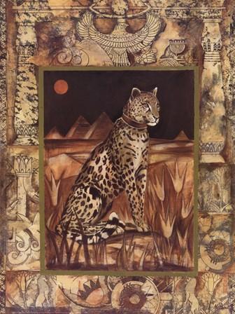 Egyptian Splendor I by Annrika McCavitt art print