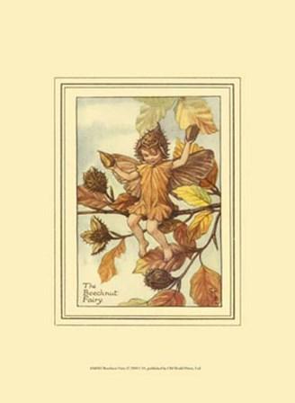 The Beechnut Fairy by Vision Studio art print