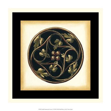 Small Ornamental Accents VI by Vision Studio art print