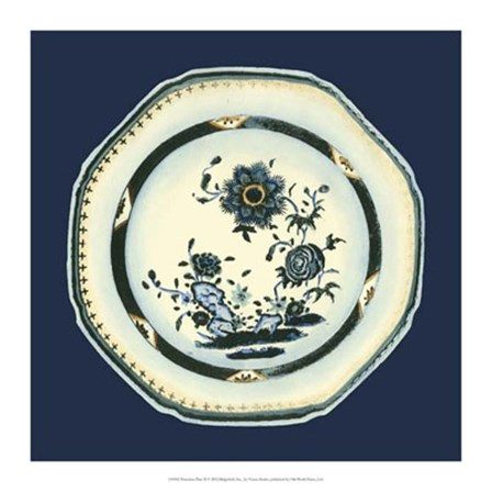 Porcelain Plate II by Vision Studio art print