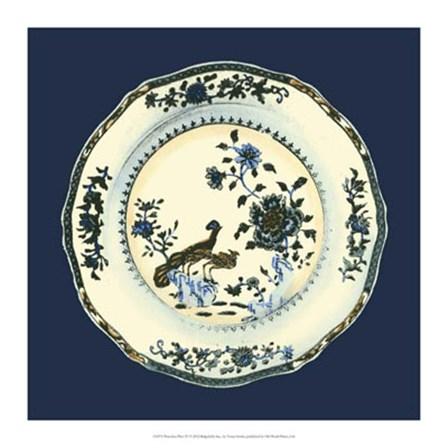 Porcelain Plate IV by Vision Studio art print