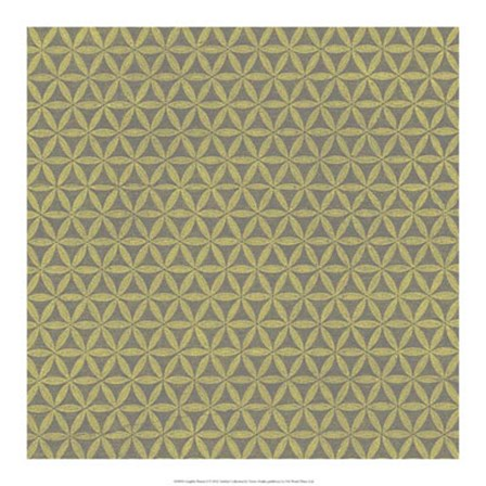 Graphic Pattern I by Vision Studio art print