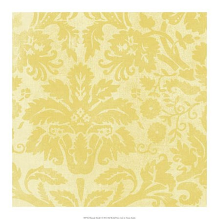 Damask Detail I by Vision Studio art print