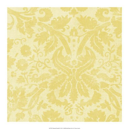 Damask Detail II by Vision Studio art print