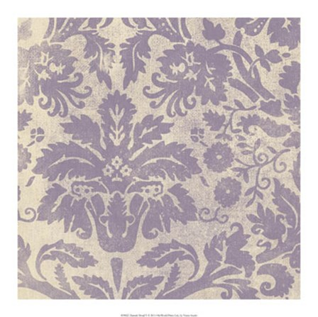Damask Detail V by Vision Studio art print