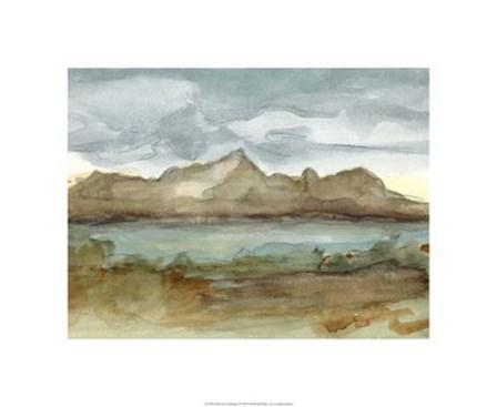 Plein Air Landscape I by Ethan Harper art print