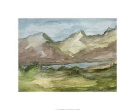 Plein Air Landscape II by Ethan Harper art print