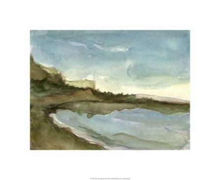 Plein Air Landscape III by Ethan Harper art print