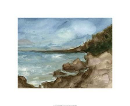 Plein Air Landscape V by Ethan Harper art print