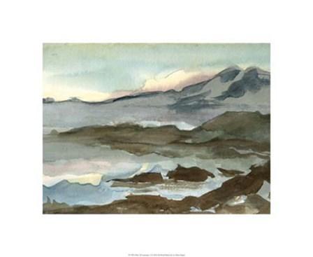 Plein Air Landscape VI by Ethan Harper art print