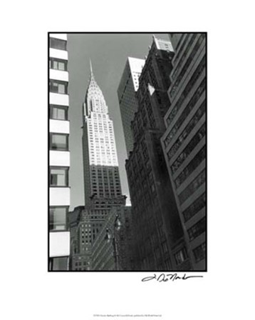 Chrysler Building by Laura Denardo art print