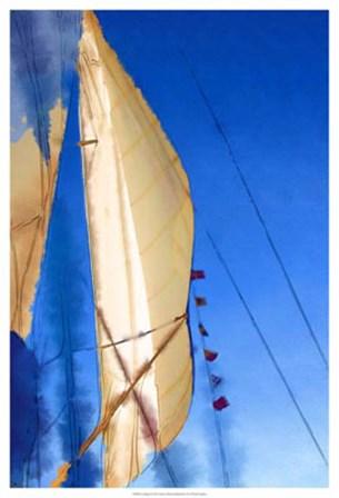Sailing I by Danny Head art print