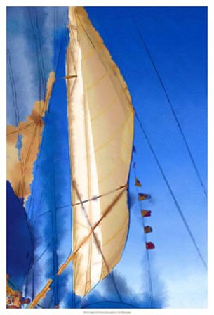 Sailing II by Danny Head art print