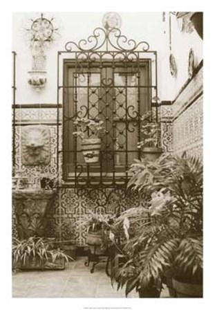 Cordoba Ventana, Spain by Meg Mccomb art print