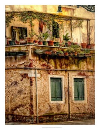 Italian Garden by Danny Head art print