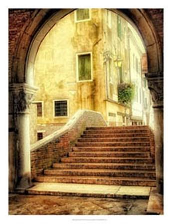 Italian Archway by Danny Head art print
